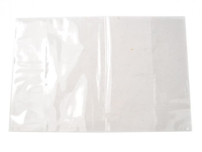 Coperta carte, tip 6, transparenta, 215x300mm, Vision [0]