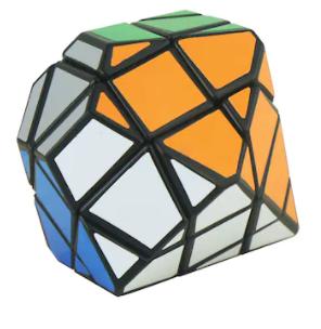 Cub Rubik 3x3x3 DianSheng diamond, Vision- Black , 203CUB [0]
