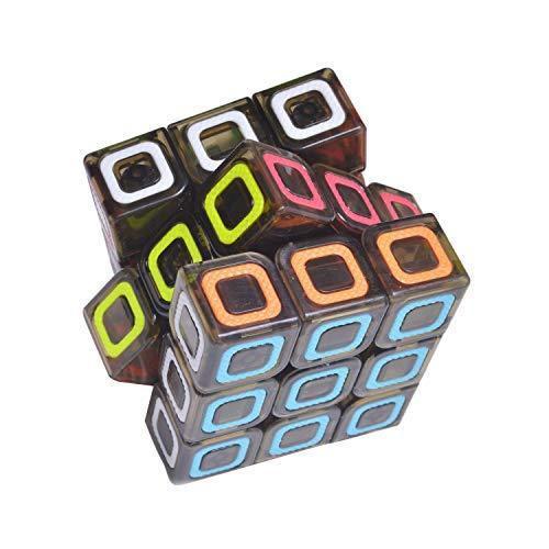 Cub rubik profesional transparent Vision, magic cu viteza extrema, NeoCube by Urban Trends ® [0]