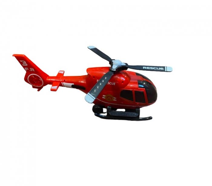 Elicopter Special Helicopter Vision, cu  radiocomanda, 20 de melodii si  proiector luminos [0]