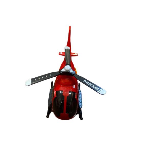 Elicopter Special Helicopter Vision, cu  radiocomanda, 20 de melodii si  proiector luminos [4]