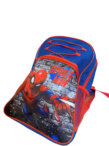 Ghiozdan de scoala Vision - Spiderman 10l, cu bretele ajustabile [1]