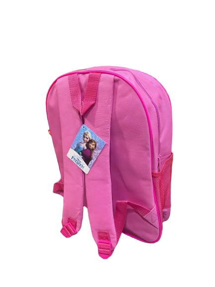 Ghiozdan pentru scoala Vision, cu Frozen, roz/albastru [1]