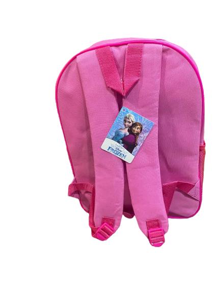 Ghiozdan pentru scoala Vision, cu Frozen, roz/albastru [3]