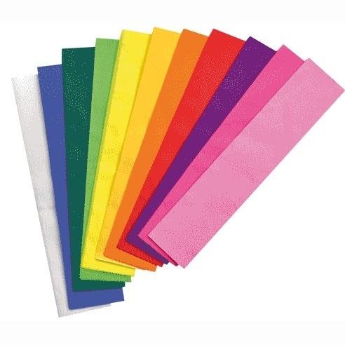 Hartie creponata Vision, set de 10 culori [0]