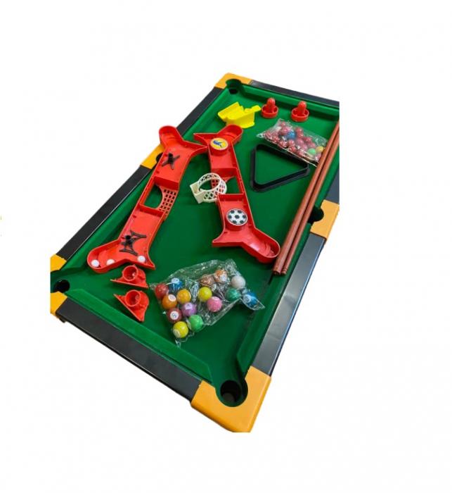 Joc combinat 5in 1 Vision, baschet, hockey, biliard, snookersi fotbal pentru 2 jucatori [2]