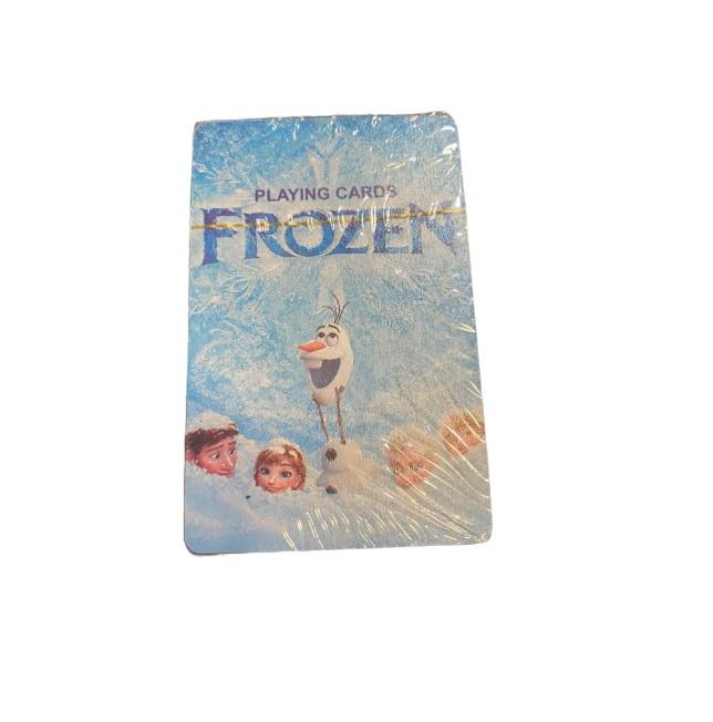 Joc de carti Vision, cu Frozen, 52 de carti [2]