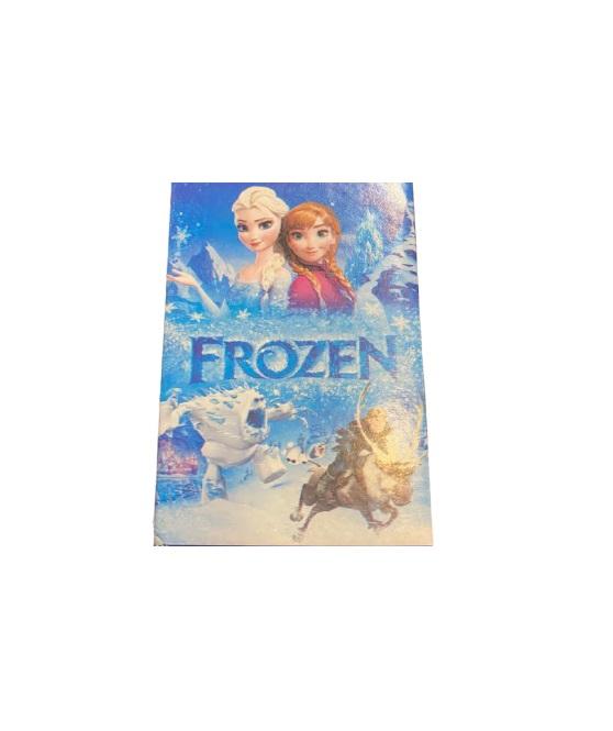 Joc de carti Vision, cu Frozen, 52 de carti [0]