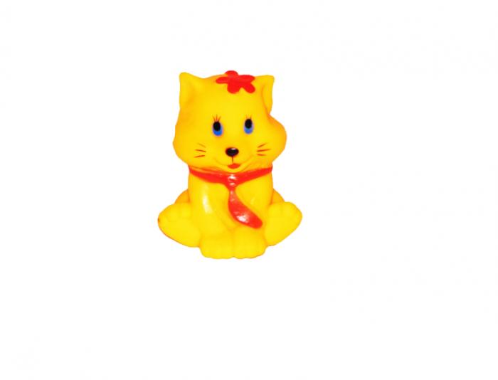 Jucarie chitaitoare, Vision, pisica galbena [0]