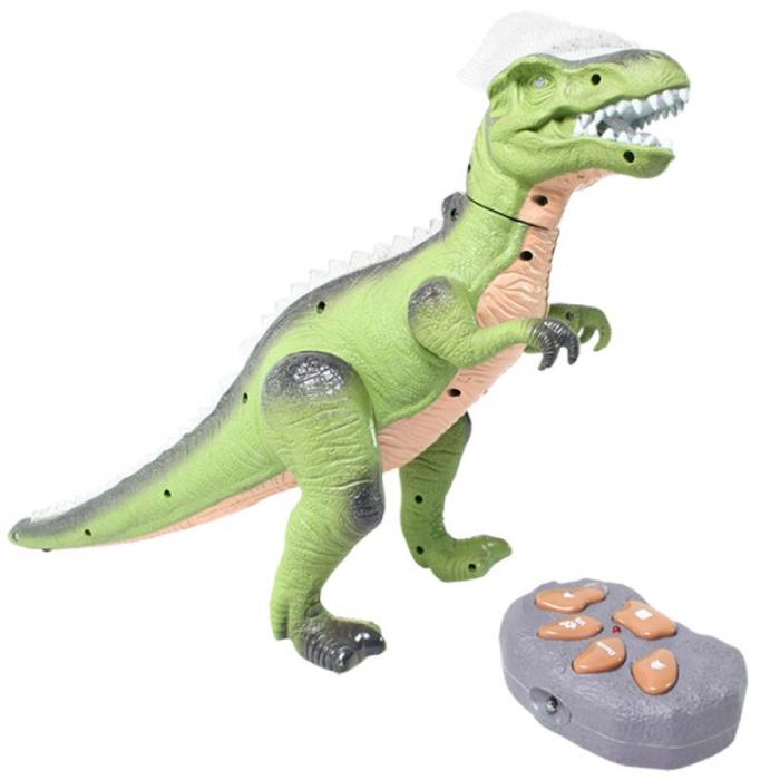 Jucarie dinozaur cu radiocomanda cu lumini si sunete, F151 Vision [0]