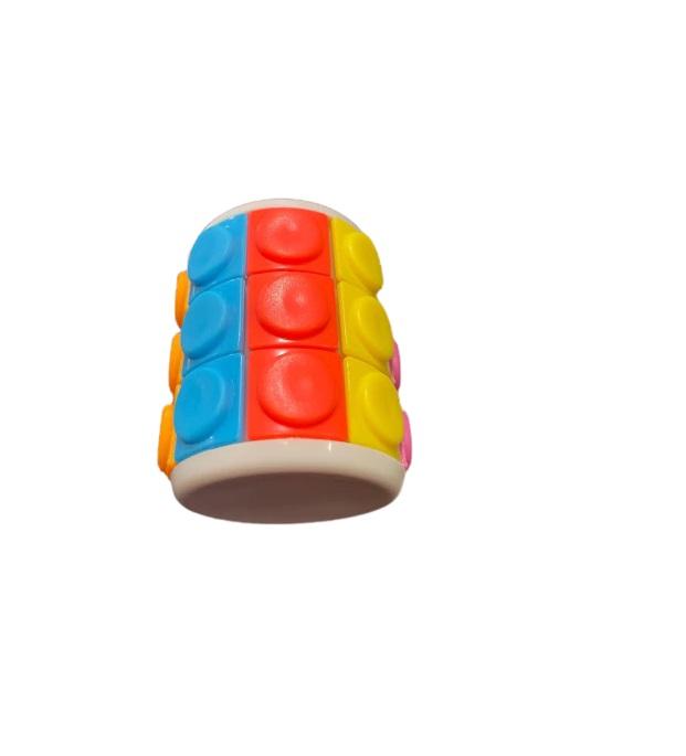 Jucarie pentru dezvoltarea inteligentei Vision, Puzzle Tower, multicolor [0]