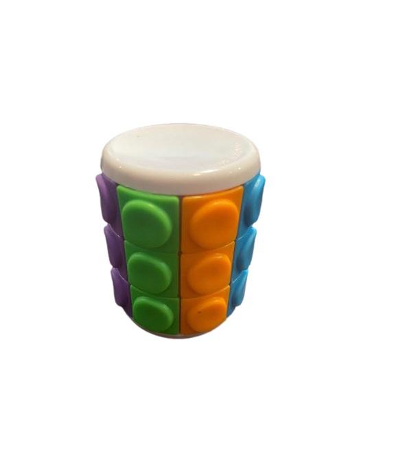 Jucarie pentru dezvoltarea inteligentei Vision, Puzzle Tower, multicolor [1]