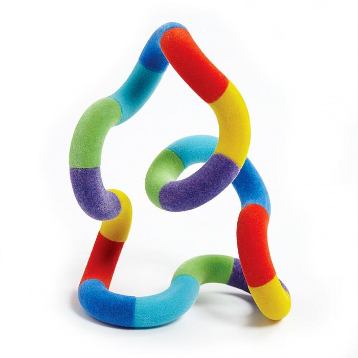 Jucarie Tangle Vision, 3 Bucati, multicolor [0]