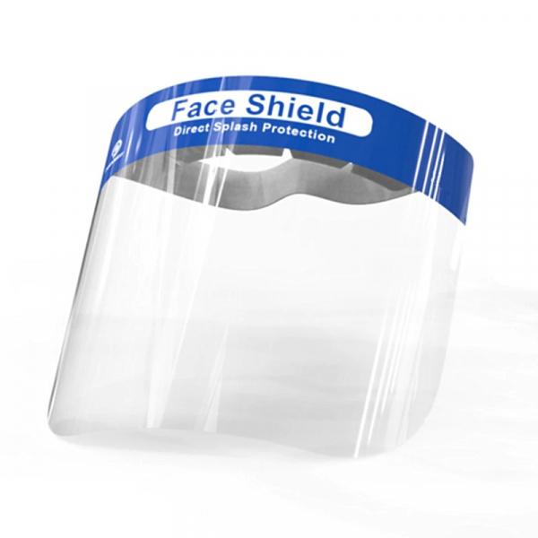 Masca de protectie de unica folosinta pentru copii FMK 1405 Vision, 30 bucati/set + o viziera Face Shield cadou [1]