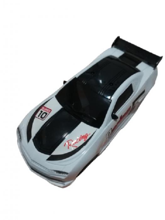 Masina de curse cu baterii Super Speed Car Vision, cu lumini si sunete [3]