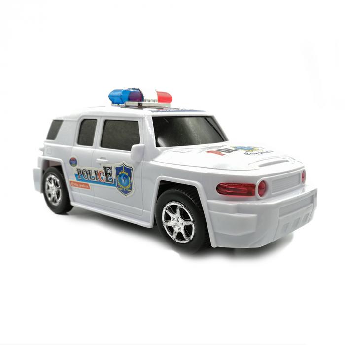 Masina politie cu baterii Vision [2]