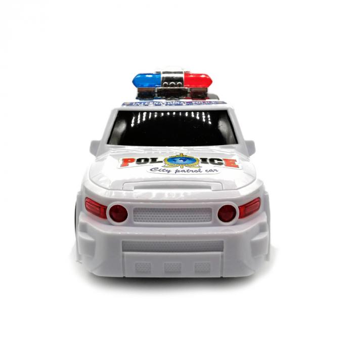 Masina politie cu baterii Vision [3]