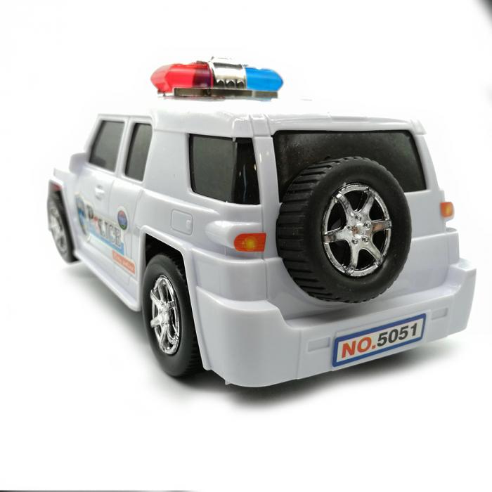 Masina politie cu baterii Vision [1]