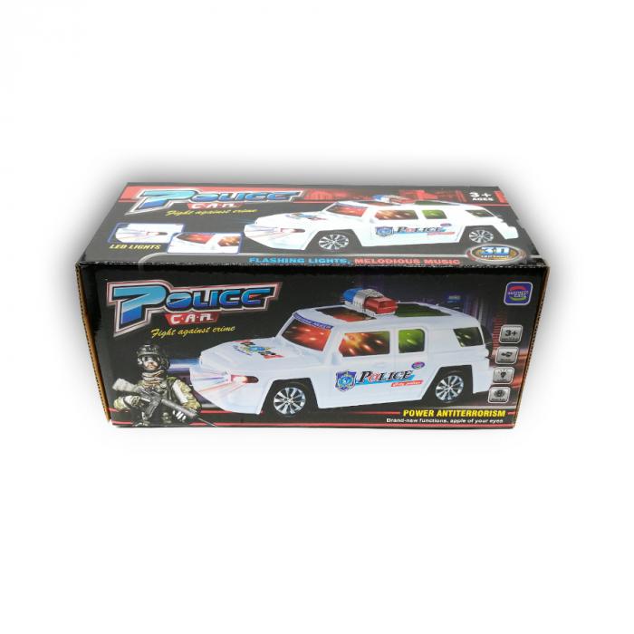 Masina politie cu baterii Vision [0]
