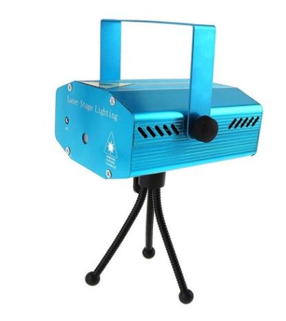 Mini Proiector Laser Vision cu joc de lumini si imagini de Craciun, Robentoys [0]
