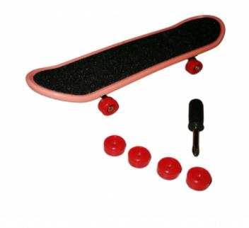 Mini skateboard- Vision, Extreme Limit, 9.5 cm [2]