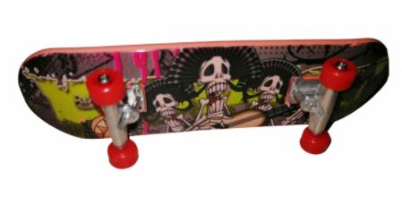 Mini skateboard- Vision, Extreme Limit, 9.5 cm [1]