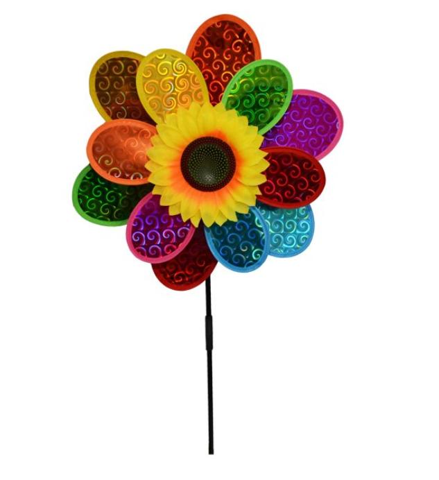 Morisca de vant -Vision, Floare dubla, diametru 38 cm [0]