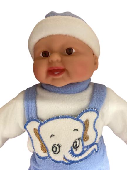 Papusa bebe baiat - Vision muzical, 37  de cm [1]