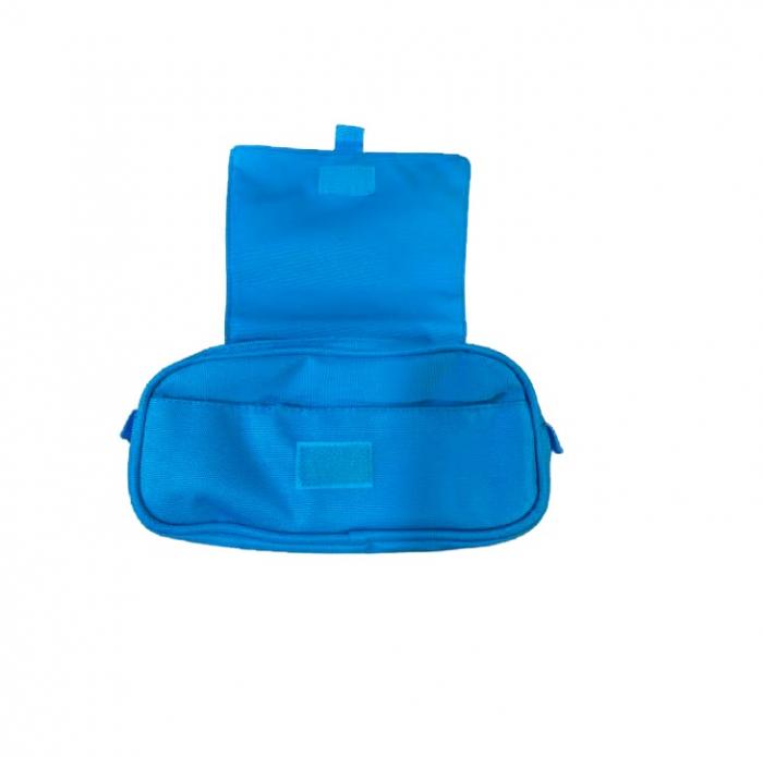 Penar Vision, tip borseta, cu  trei compartimente, albastru [1]