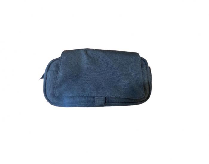 Penar Vision, tip borseta, cu trei compartimente, negru [0]