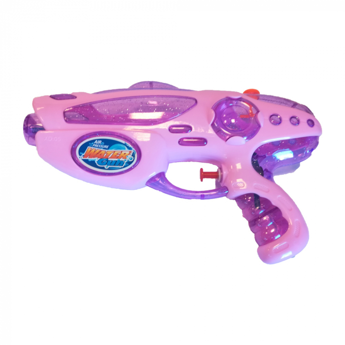 Pistol cu apa de jucarie Vision 25 cm, roz [0]