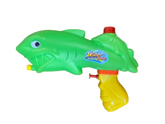 Pistol cu apa de jucarie Vision, multicolor, 26 cm [0]