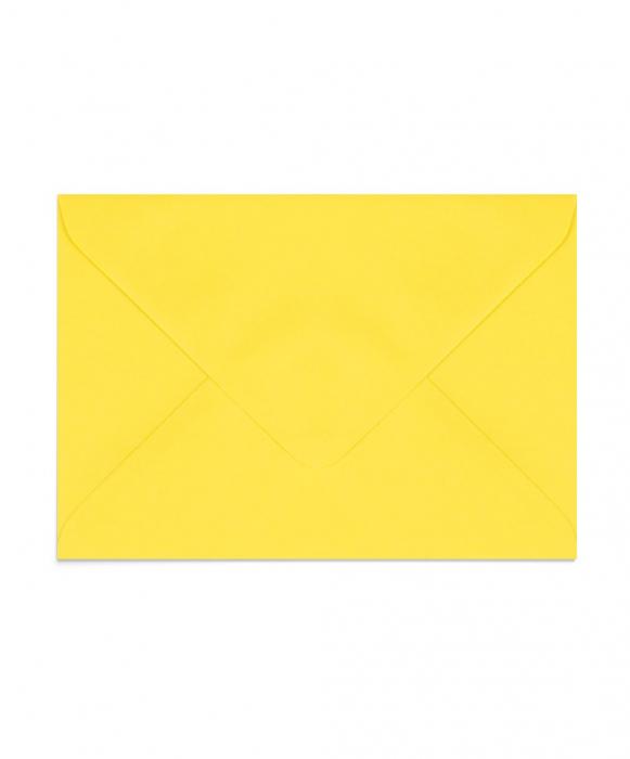 Plic  C6 Vision, gumat color galben - set de 50 [0]