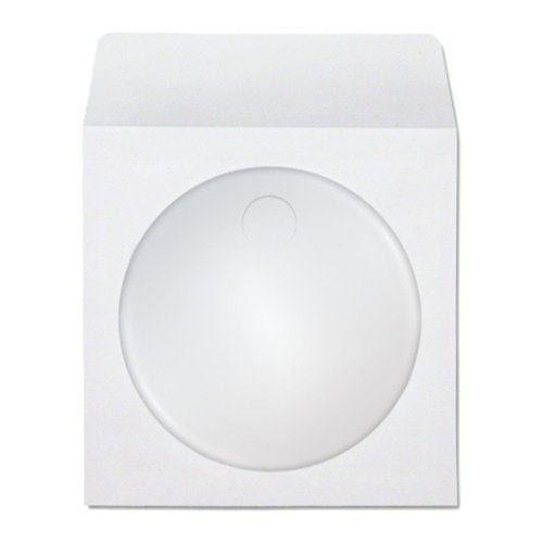 Plic CD/DVD Vision, cu fereastra alb, 80gr [0]