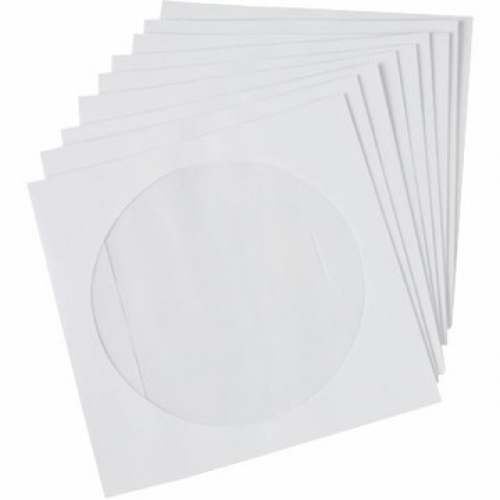 Plic CD/DVD Vision, hartie gumat, 100buc/set, 80gmp [0]