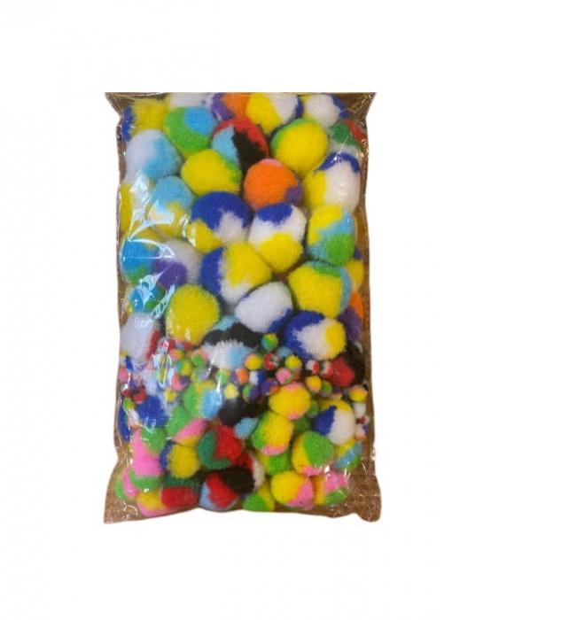 Pompom Vision, pentru copii creativi, multicolor [1]