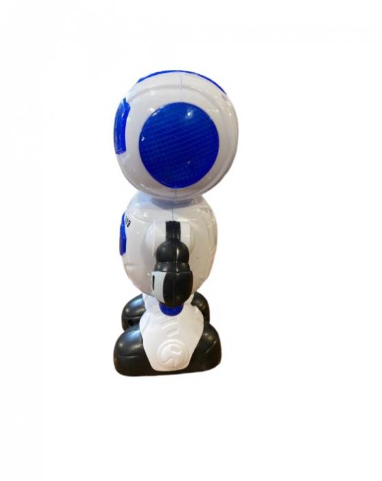 Robot Dansator Vision cu  lumini si  sunete, 22 cm [4]