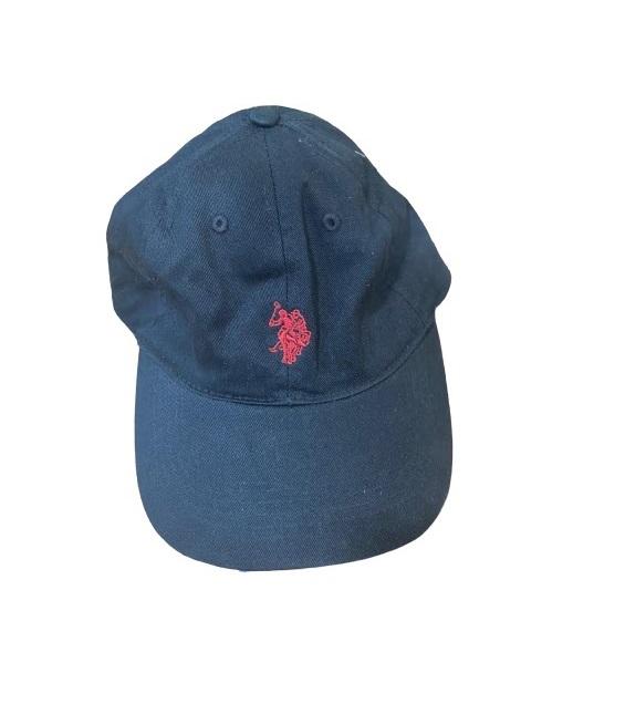 Sapca U.S. Polo Assn Vision, one size, neagra [0]