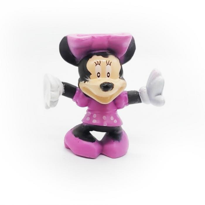 Set 3 figurine Prietenii lui Mickey Mouse, 7 cm- Vision [1]