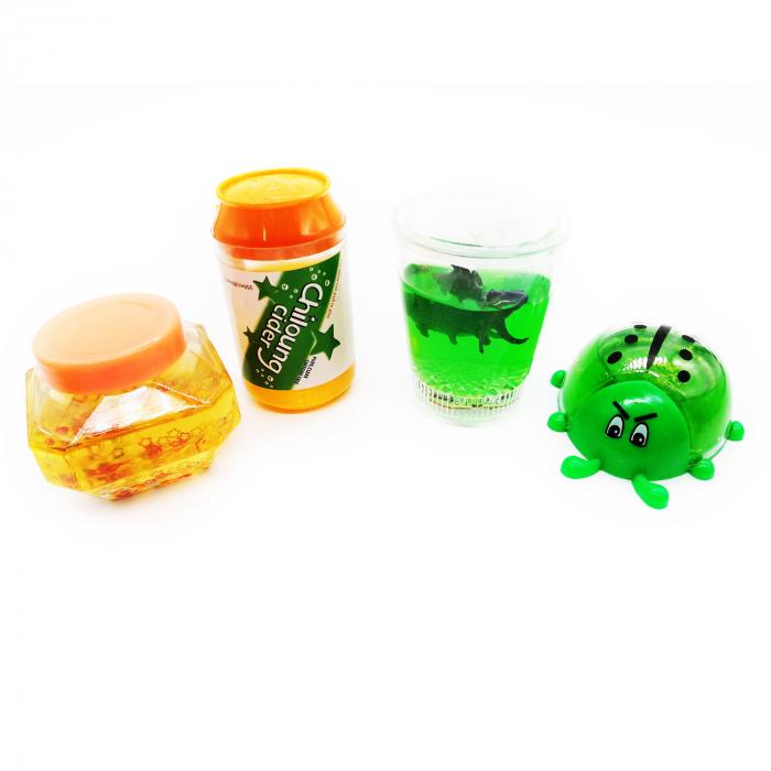Set 4 slime S-03, Vision, multicolor [0]