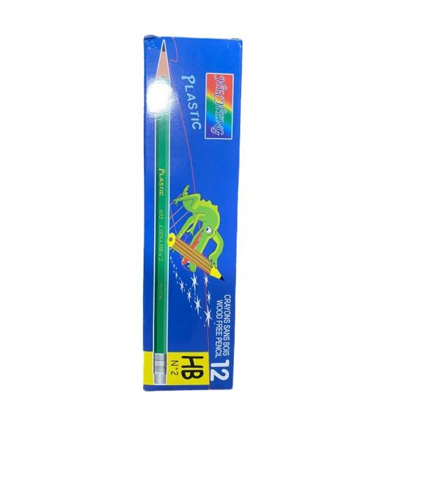 Set de 12 creioane HB flexibile Vision [0]