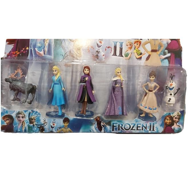 Set figurine Regatul de Gheata-Frozen II-Vision- [0]