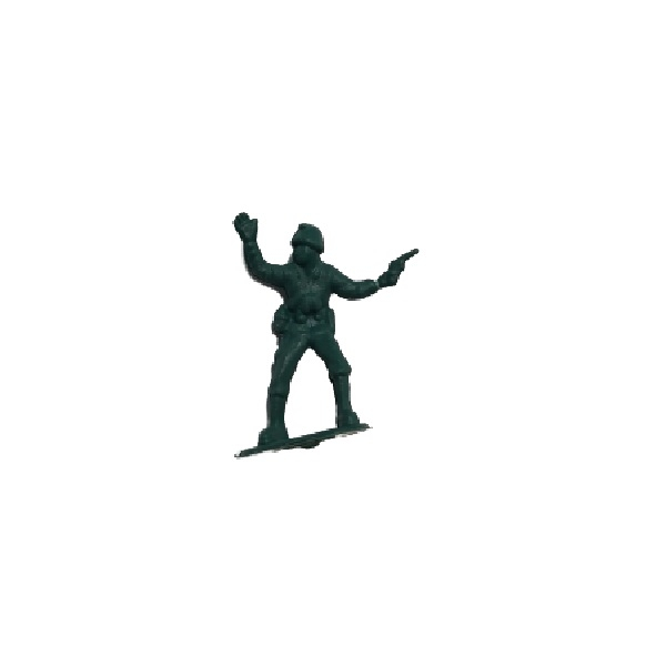 Set soldati din plastic Vision, 200 buc, multicolor [2]