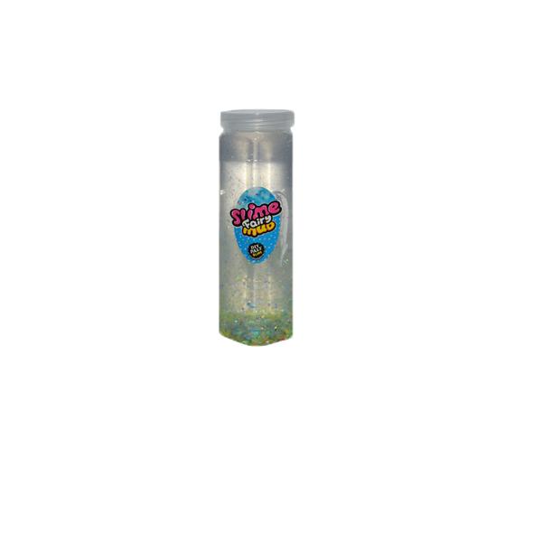 Slime cu sclipici in sticla, 400 g, Vision [0]