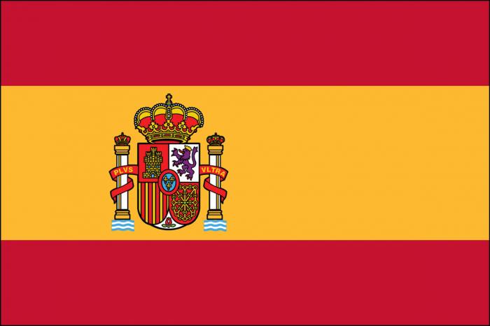 Steag Spania Vision, dimensiune 150x90cm [0]