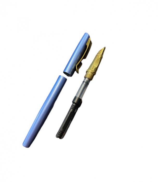 Stilou Vision 053 cu penita ascunsa, dual, rezervor/paroane [1]