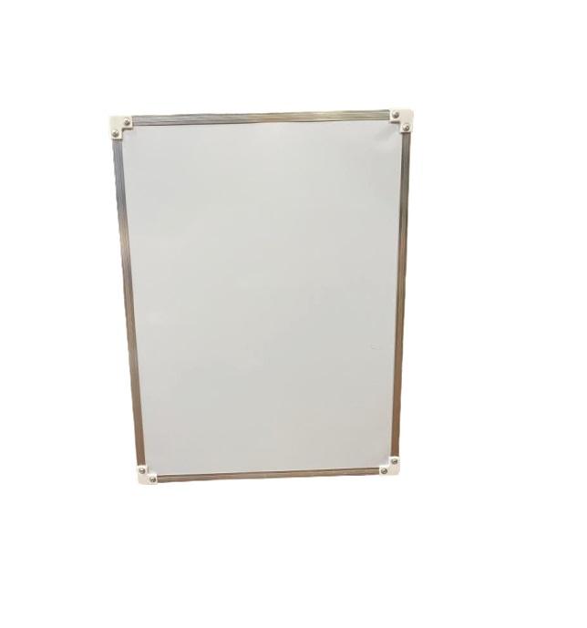 Tablita magnetica Vision format A3, cu doua fete si rama metalica [0]