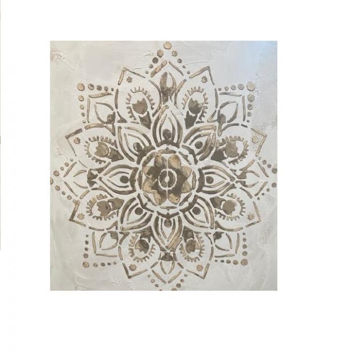 Tablou de perete Melinera, Vision, 60x60x2.8cm [0]
