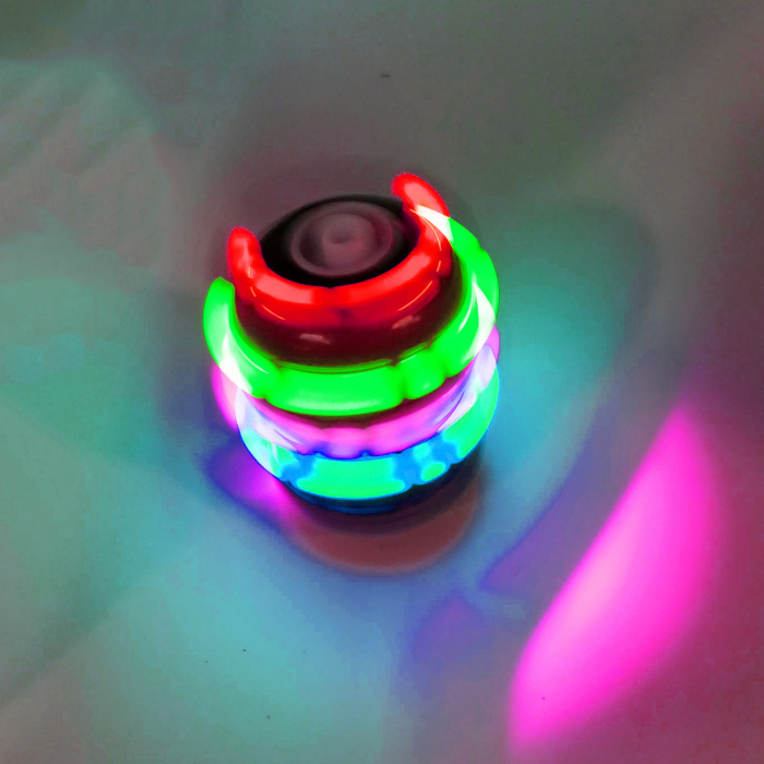 Titirez Spinning Mickey Vision, multicolor, cu led-uri [1]
