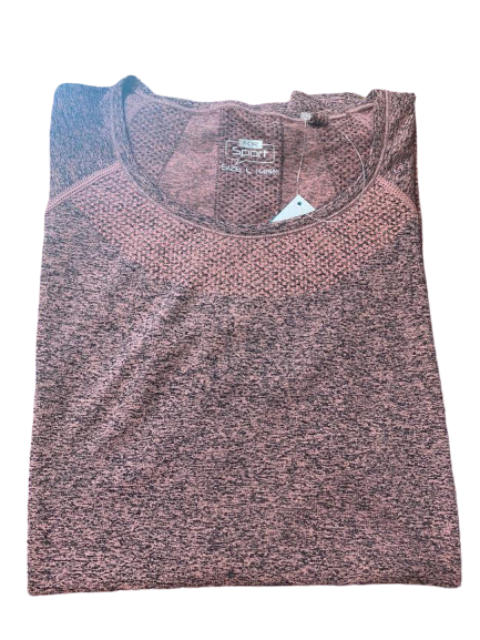 Tricou sport Vision, Damen Fitness-shirt, marimea S, mov [0]